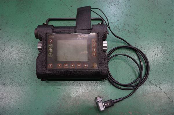超音波探傷試験機